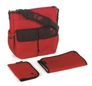 Prebaľovacia taška MAMA JANÉ - červená
