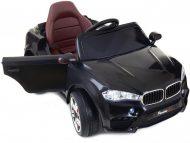 Čierne MX6 športové auto na diaľkové ovládanie  s dvojitým motorom akumulátorom-Limitovaná edícia