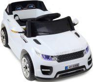 Happy Child biele športové terénne auto a diaľkovým ovládaním