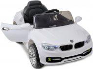 Biele športové auto na diaľkové ovládanie -Limitovaná edícia