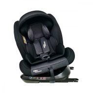 Detská autosedačka Mama Kiddies Rotary  Protect GT s 360° otáčaním (0-36kg) s ISOFIX systémom, farba čierna + darček clona proti slnku