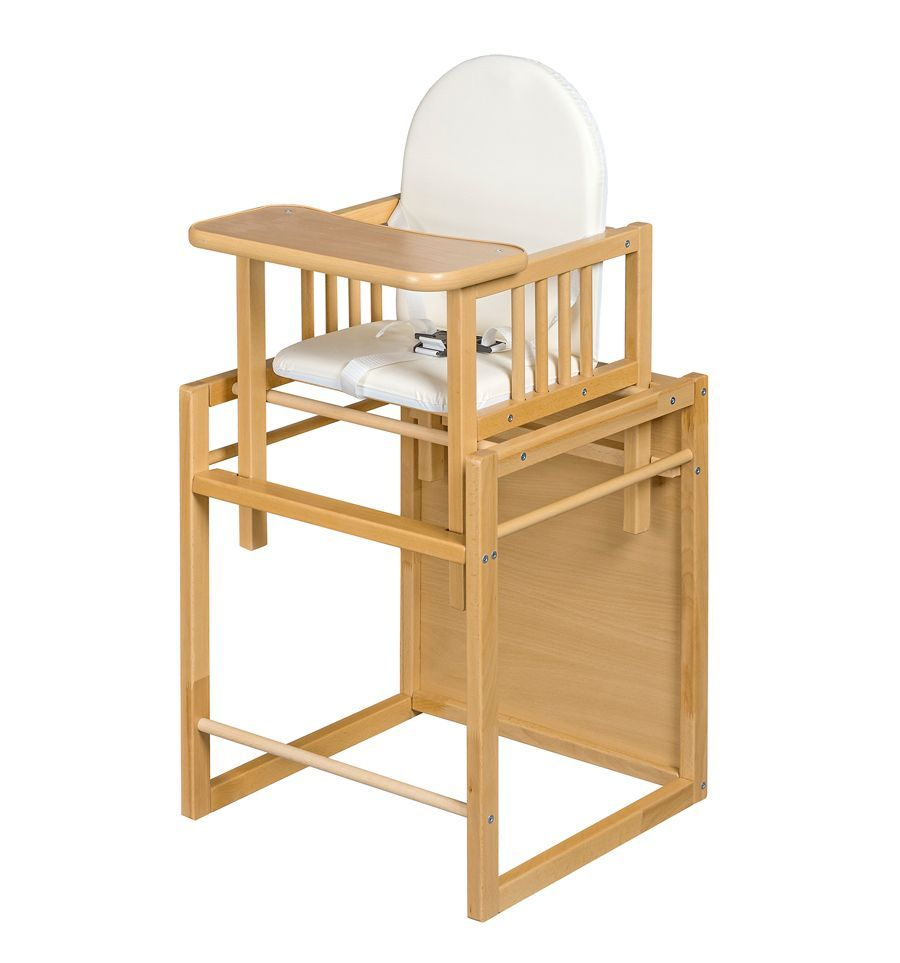 e8624e3515ed Detská drevená jedálenská stolička Mama Kiddies Vegas 2v1 - Detské ...