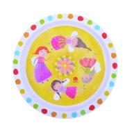 P&M melaminový tanier víly