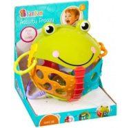 BamBam aktívna žaba (lopta) rozvojová hračka
