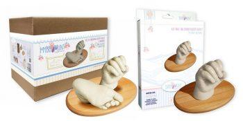 BabyPrint modelovacia sada na vyrobu sošiek ručičiek a nôh