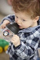 Philips Avent hrnček pre prvé dúšky Premium 260 ml čiernx