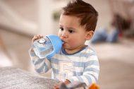 Philips Avent hrnček pre prvé dúšky Premium 260 ml modrý