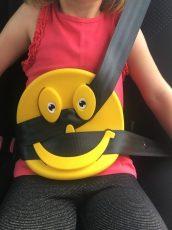 Mama Kiddies žltý prevlak pásov