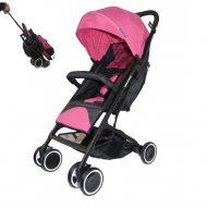 Detský športový kočík Mama Kiddies JAM v ružovej farbe