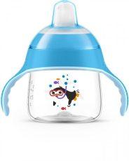 Philips Avent hrnček pre prvé dúšky Premium 200 ml modrý