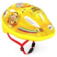 Ochranná prilba na bicykel - Macko Pu