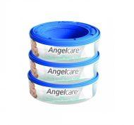 Angel Care náhradná náplň do koša na plienky 3ks