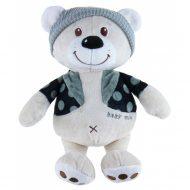 Plyšová hračka ľadový medvedík od  Baby Mix-u