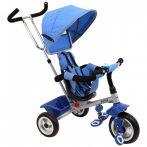 Baby Mix Rapid prémium trojkolka vo farbe modrá