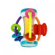Baby Mix guľová hračka s hryzátkom