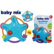 Baby Mix morská hviezda - hrkálka