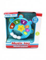 Baby Mix hudobná okrúhla hračka