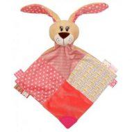 Baby Mix prítuľníček s ružovým zajačikom