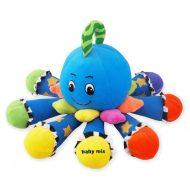 Plyšová hračka  Baby Mix Chobotnička