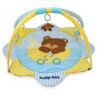 Baby Mix deka na hranie s mackom