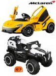 Elektrické auto/ motorka