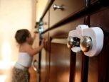 Bezpečnostné zámky/ochrana na ostré rohy