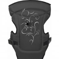 Nosítko Womar Zaffiro Butterfly čierne