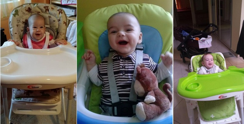 MamaKiddies detské jedálenské stoličky - Fotografické názory zákazníkov!